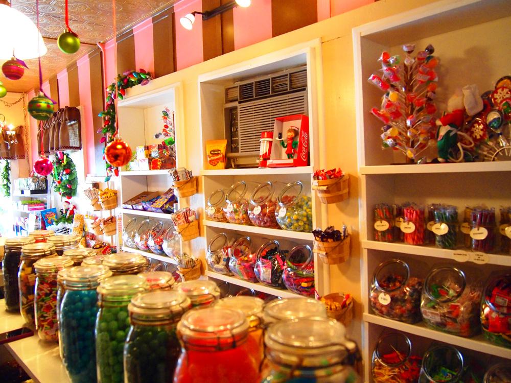 Candy Cupboard Chocolates